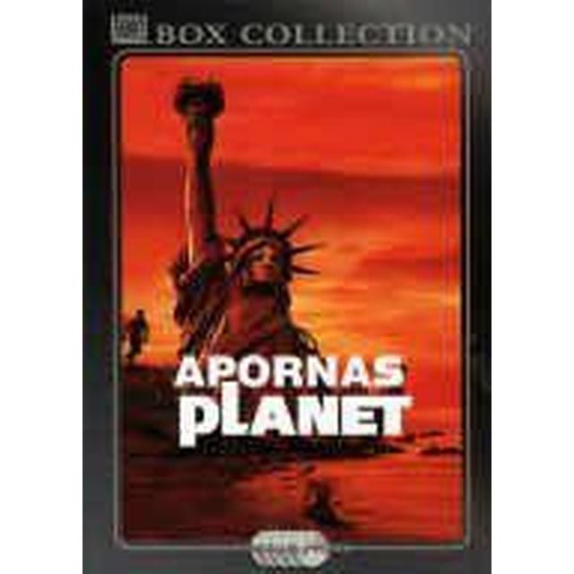 Planet Of The Apes Collection [20th Cen Box Collection] (DVD)
